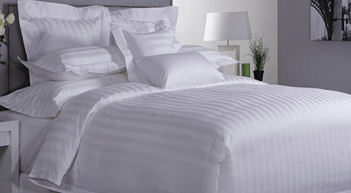 Hotel Bed Sheets Exporter