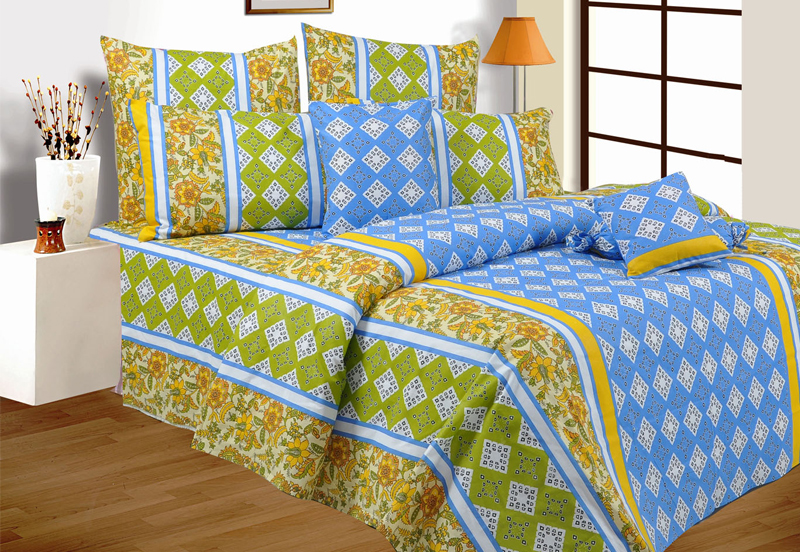 bed sheets india