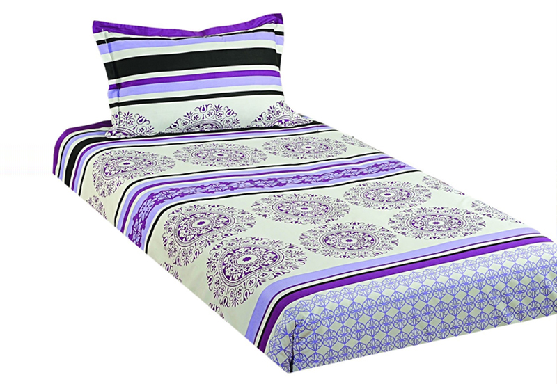 bed sheets indian design